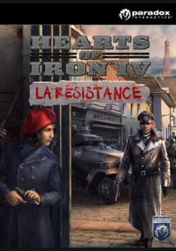 Picture of Hearts of Iron IV: La Résistance