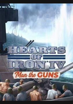 Imagen de Hearts of Iron IV: Man the Guns
