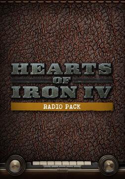 Imagen de Hearts of Iron IV: Radio Pack
