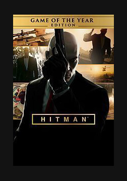 Resim Hitman Game of the Year Edition