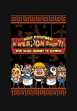 Holy Potatoes! A Weapon Shop?! - Spud Tales: Journey to Olympus