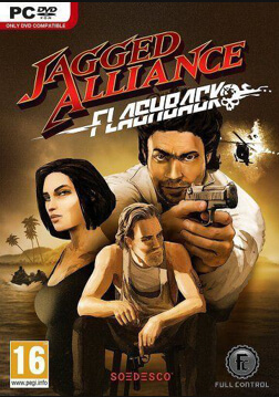Imagem de Jagged Alliance Flashback