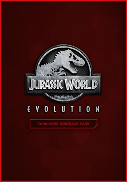 Picture of Jurassic World Evolution: Carnivore Dinosaur Pack