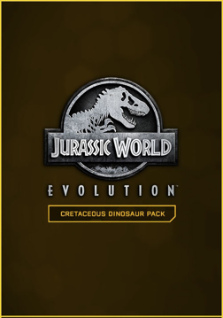 Picture of Jurassic World Evolution: Cretaceous Dinosaur Pack