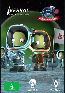 Kerbal Space Program: Breaking Ground Expansion (ROW)