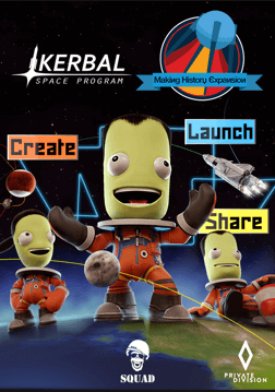Kerbal Space Program: Making History  (ROW)