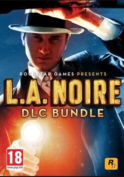 Resim L.A. Noire DLC Bundle