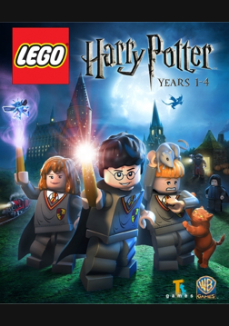 LEGO® Harry Potter?: Years 1-4