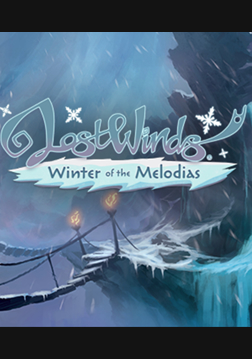 Resim LostWinds 2: Winter of the Melodias