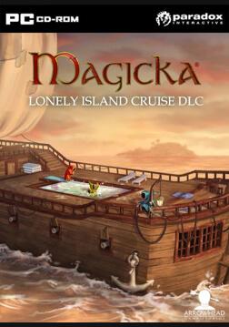 Magicka DLC: Lonely Island Cruise