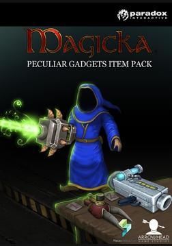 Magicka DLC: Peculiar Gadgets Item Pack