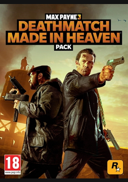 Imagem de Max Payne 3 - Deathmatch Made in Heaven Pack DLC