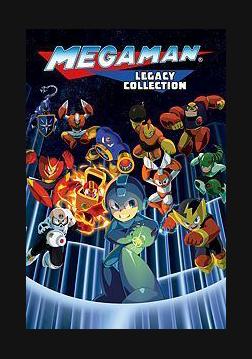 Resim Mega Man Legacy Collection