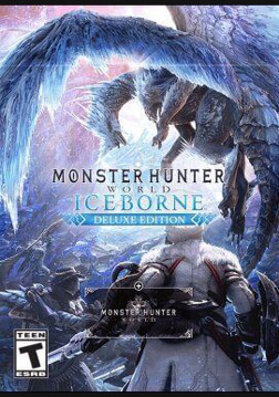 Imagem de Monster Hunter World: Iceborne - Deluxe Edition