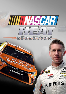 Resim NASCAR Heat Evolution