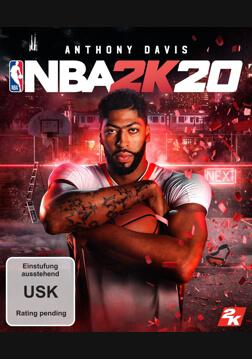 NBA 2K20 Standard Edition - Pre Order
