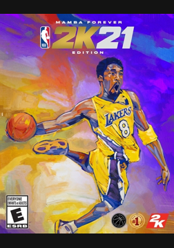 Picture of NBA 2K21 Mamba Forever Edition