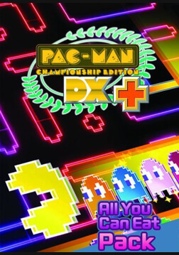 PAC-MAN Championship Edition DX+ All You Can Eat Add-on Pack