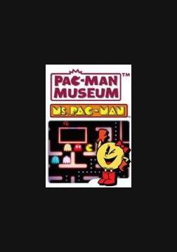 PAC-MAN MUSEUM? - Ms. PAC-MAN? DLC