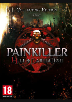 Painkiller Hell & Damnation: Collectors' Edition
