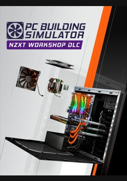 Resim PC Building Simulator - NZXT Workshop