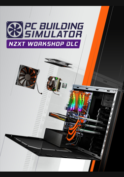 Imagem de PC Building Simulator - NZXT Workshop