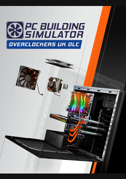 PC Building Simulator - Overclockers UK Workshop DLC | ROW (7e4e3012-4289-446d-aca1-63a0e65e9d41)