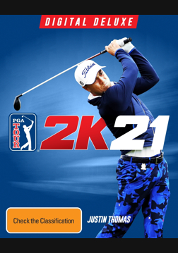 PGA TOUR 2K21 Digital Deluxe Edition - Pre Order | ROW (0bd591a5-a557-4df7-81f8-fb829129f64e)