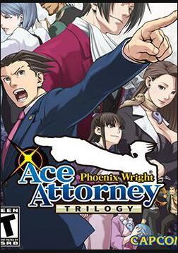 Resim Phoenix Wright: Ace Attorney Trilogy