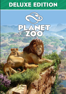 Picture of Planet Zoo Deluxe Edition