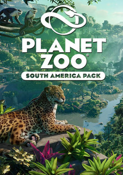 Picture of Planet Zoo: South America Pack
