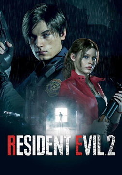 Picture of RESIDENT EVIL 2 / BIOHAZARD RE:2
