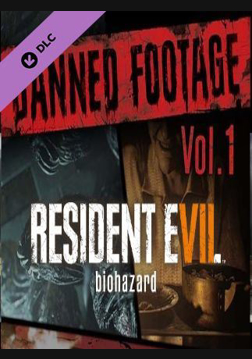 Resident Evil 7 Biohazard - Banned Footage Vol.1