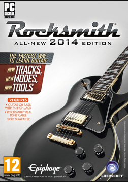 Rocksmith® 2014 Edition Remastered