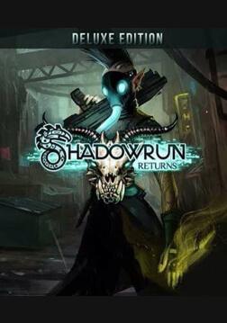 Imagem de Shadowrun Returns - Deluxe