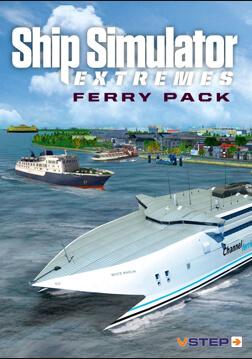 Ship Simulator Extremes: Ferry Pack DLC