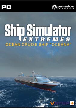 Ship Simulator Extremes: Oceana Cruise Ship DLC