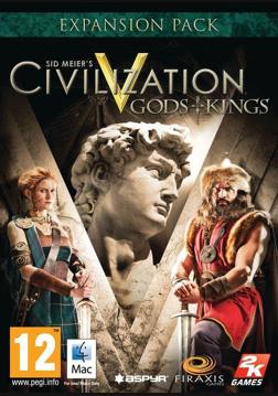 Sid Meier's Civilization® V: Gods and Kings (MAC)
