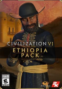 Sid Meier's Civilization® VI - Ethiopia Pack | ROW (d16ea068-1140-4229-b587-1514201d36b6)