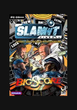 SlamIt Pinball: Big Score