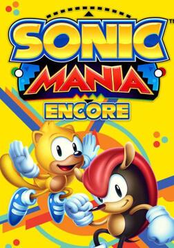 Sonic Mania – Encore DLC