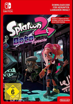 Immagine di Splatoon 2: Octo Expansion