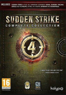 Imagen de Sudden Strike 4 Complete Collection