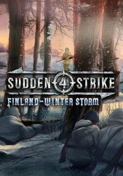 Resim Sudden Strike 4: Finland - Winter Storm