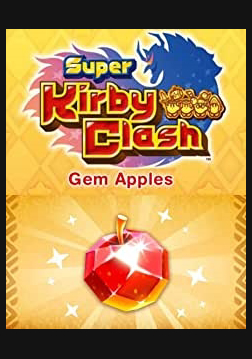 Super Kirby Clash™ 100 Gem Apples