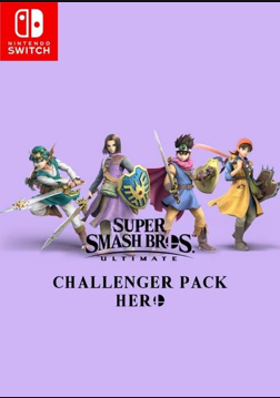 Immagine di Super Smash Bros Ultimate - Hero Challenger Pack