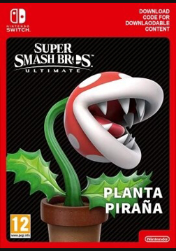 Immagine di Super Smash Bros Ultimate - Piranha Plant