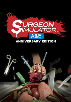 Imagem de Surgeon Simulator Anniversary Edition