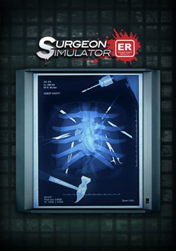 Surgeon Simulator ER (VR)