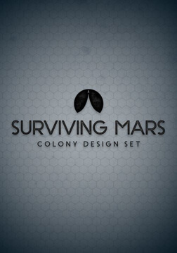 Afbeelding van Surviving Mars: Colony Design Set